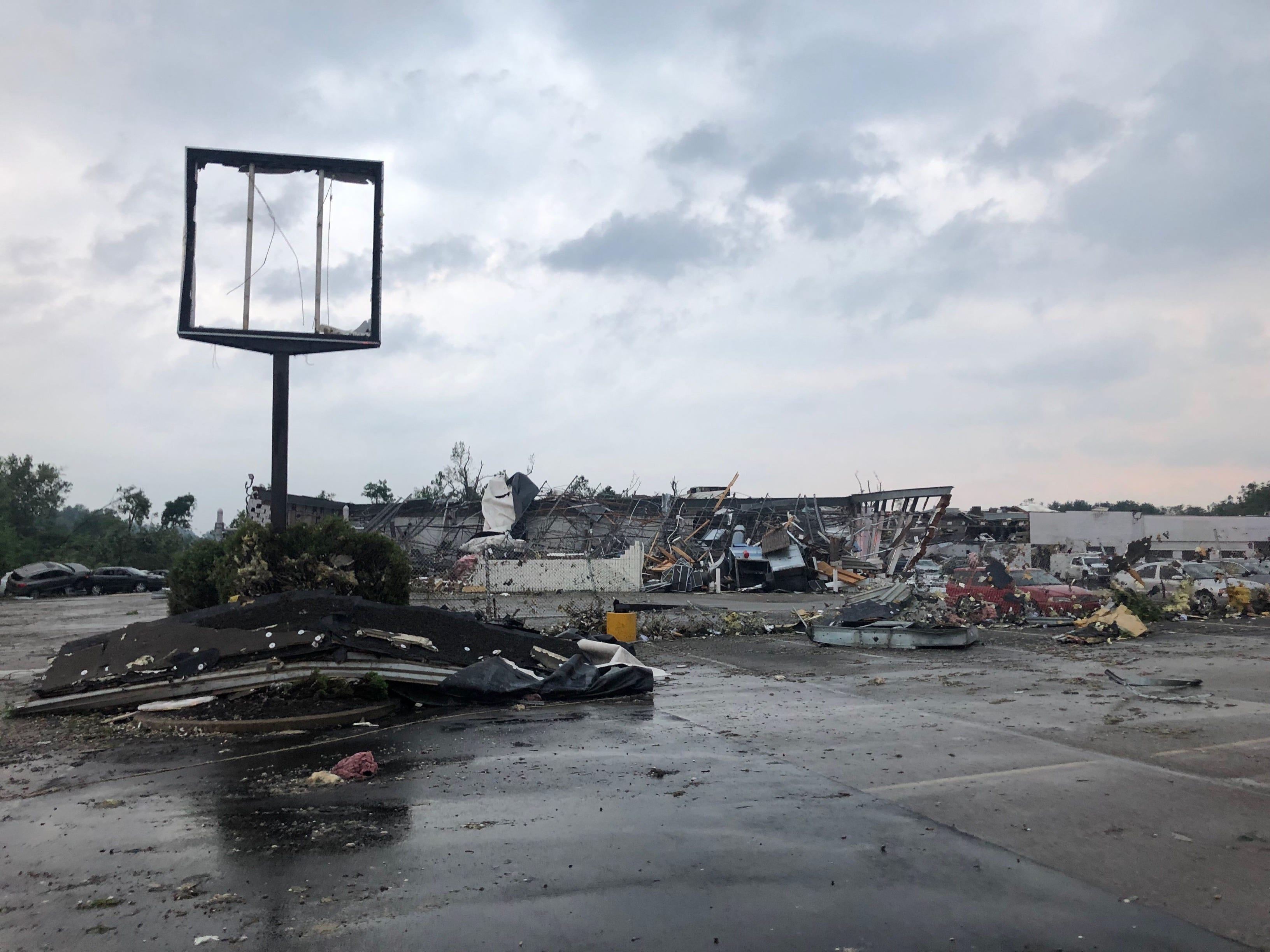 'Like a bomb': 2 tornadoes destroy buildings and injure 5 people in eastern Pennsylvania