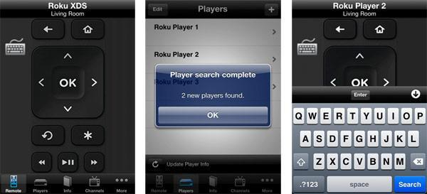 DVPRemote iOS app easily replaces your factory Roku remote (video)