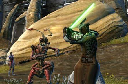 BioWare announces launch date for Star Wars: The Old Republic