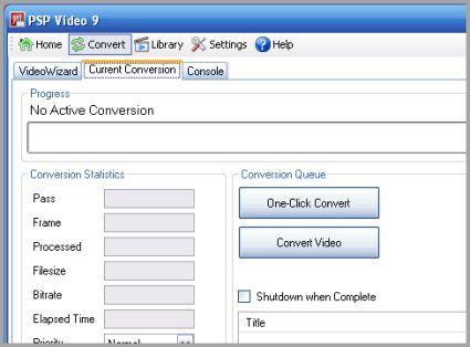PSP Video 9 introduces beta converter for 3.30 users