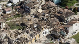 L'Aquila is grim reminder of struggle facing Italy's quake-hit towns