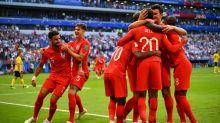 England v Sweden player ratings