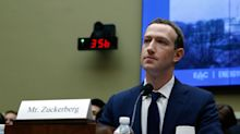 Zuckerberg set to talk in D.C. on 'future regulation'