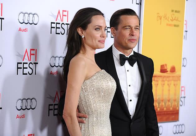 Krankhaft eifersüchtig? Angelina Jolie erteilte Brad Pitt