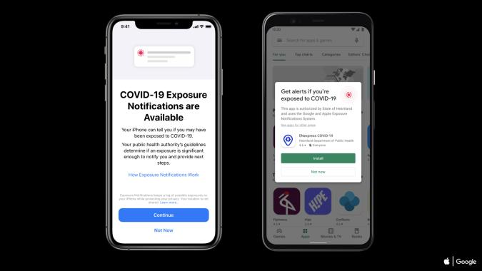 Apple and Google are forming a rare and ambitious collaboration to track the spread of COVID-19.