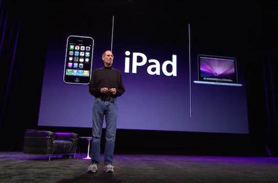 Happy 5th Birthday, iPad!