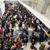 Social media adds to panic over 'gunfire' at L.A. airport: police