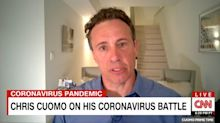 Chris Cuomo Describes New Phase Of His Coronavirus Battle: 'It Is In My Head'