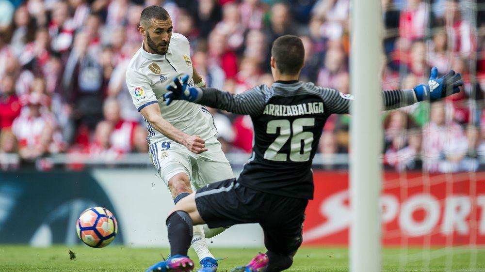 Real Madrid: tres veces más goles españoles que el Barcelona