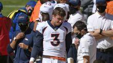 Denver Broncos lose receiver Courtland Sutton for season