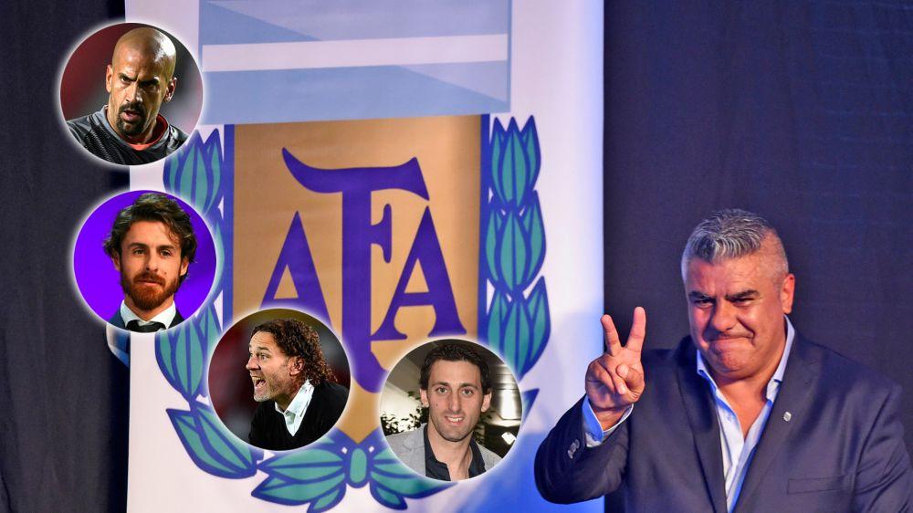El Masterplan futbolístico de la Selección argentina
