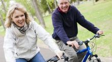 Taking up cycling in later life
