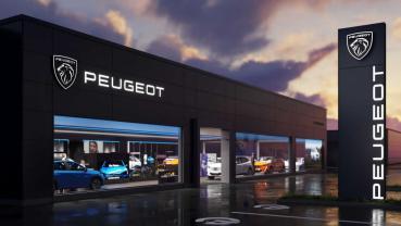 邁向集團高階品牌,PEUGEOT發表全新廠徽與企業識別