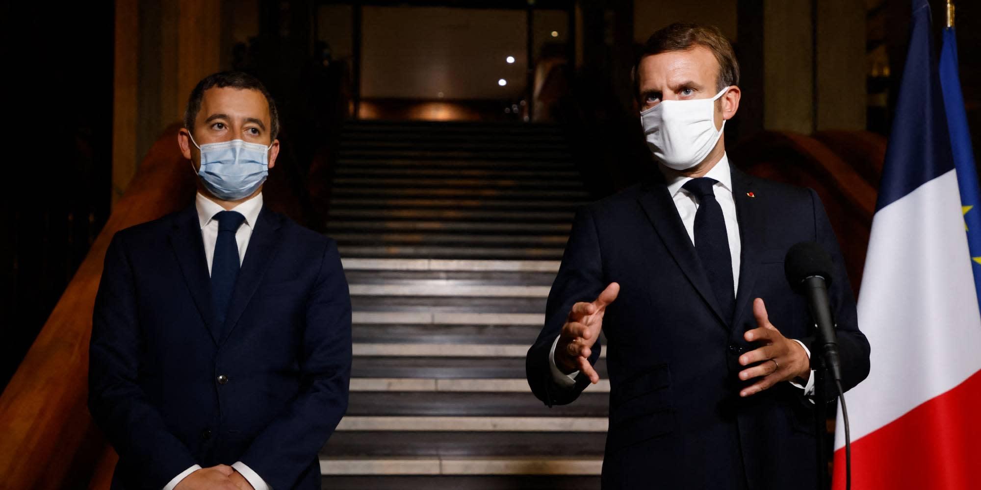 Débat sur la drogue, recrutement de policiers... Ce qu'il faut retenir des annonces de Macron sur la sécurité