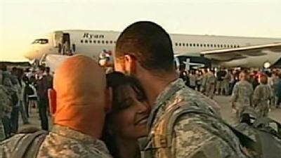 Soldiers Come Home