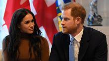 白金漢宮宣布 哈利王子與梅根正式脫離英國王室