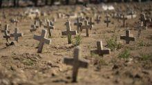 Zahl der Corona-Toten in Brasilien steigt auf über 100.000