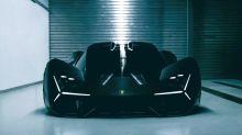Lamborghini previews an electric future with Terzo Millennio concept