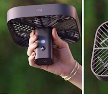 Amazon unveils flying Ring security drone and Luna games service