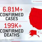 """As COVID-19 death toll nears 200K, doctor warns """"we are becoming more and more complacent"""""""