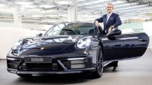 This Belgium-only Porsche 911 commemorates the career of Jacky Ickx