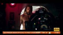 Behind the scenes of 'Aquaman'