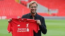 High five for Klopp and mum's the word for Marcus – Thursday's sporting social