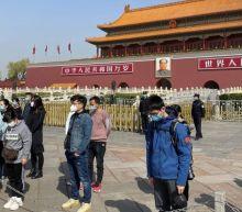 Coronavirus: China mourns Covid-19 victims with three-minute silence