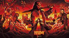 El reboot de Hellboy revela el primer vistazo de Milla Jovovich como la villana Nimue