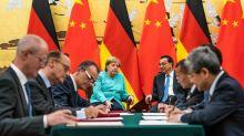 """Tunnelbauer-Chef Herrenknecht fordert, """"günstige Gelegenheit"""" mit China zu nutzen"""