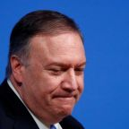 Can he 'ride it out'? Pompeo future uncertain after impeachment testimony