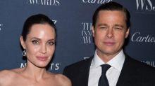 Angelina Jolie será vizinha de Brad Pitt, diz site