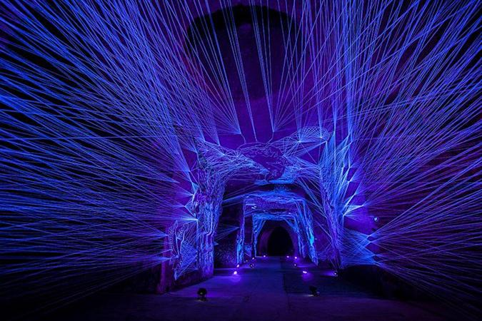 The Big Picture: Ultraviolet strands form this celestial tapestry