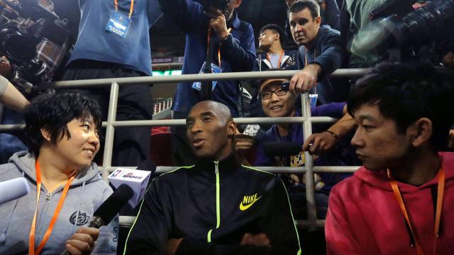 NBA seeks to strengthen its brand in China