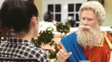 Will Ferrell's Socrates Tells Sarah Silverman What's Wrong With America