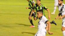 Recuperado de lesão, atacante da Ponte projeta confronto 'equilibrado' na Copa do Brasil