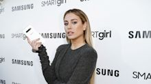 Blanca Suárez estrena melena XXL y nuevo rubio en un evento de Samsung