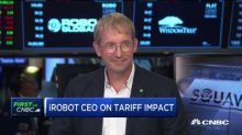 iRobot CEO Colin Angle on tariffs and new robots
