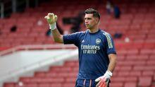 Keeper verlässt Arsenal und verabschiedet sich emotional