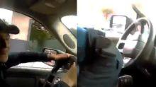 VIDEO | Critican a policía de CDMX por su forma de 'manejar'... pero no todo es lo que parece
