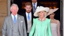See Camilla's Off-the-Cuff Response When Asked If She'll 'Miss' Meghan Markle and Prince Harry
