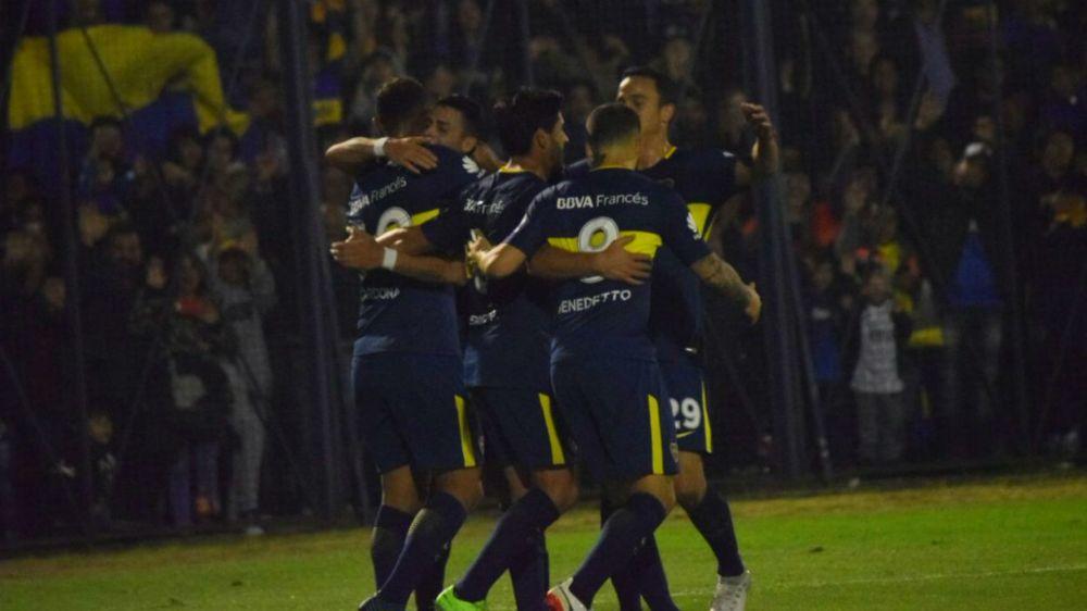 EN VIVO: Cerro Porteño 0-0 Boca
