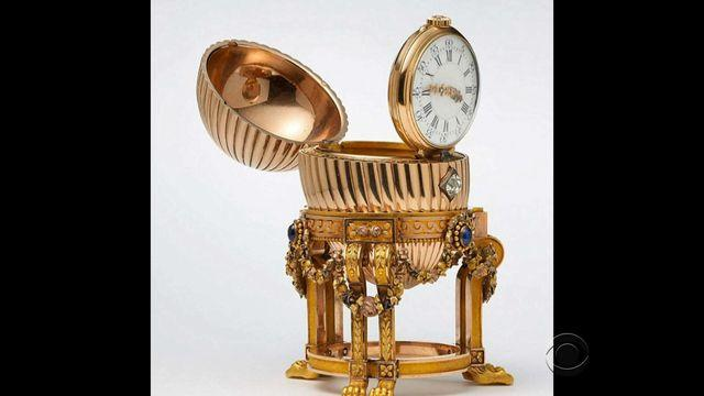 TIL: A man bought a golden Faberge egg for $13,000 dollars at a sale; turns out it was worth over $33 million.