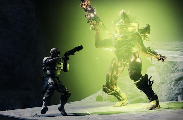 Both 'Destiny' games went down for 'emergency maintenance' (updated)