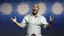 "Dwayne Johnson, o ""The Rock"", quer ser presidente dos EUA"