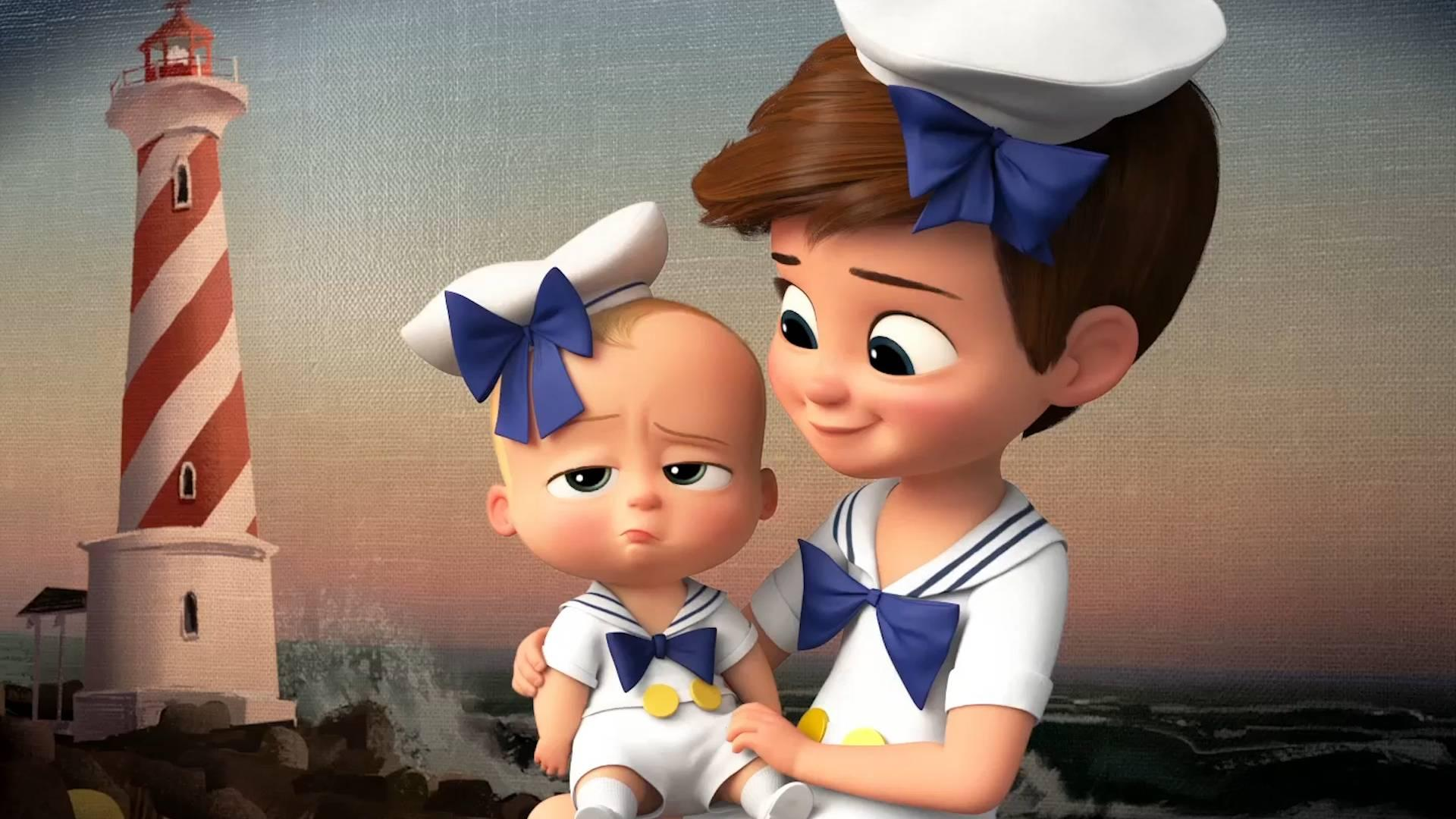 The Boss Baby: Clip