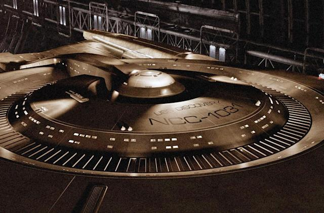 'Star Trek: Discovery' gets its first teaser at Comic-Con