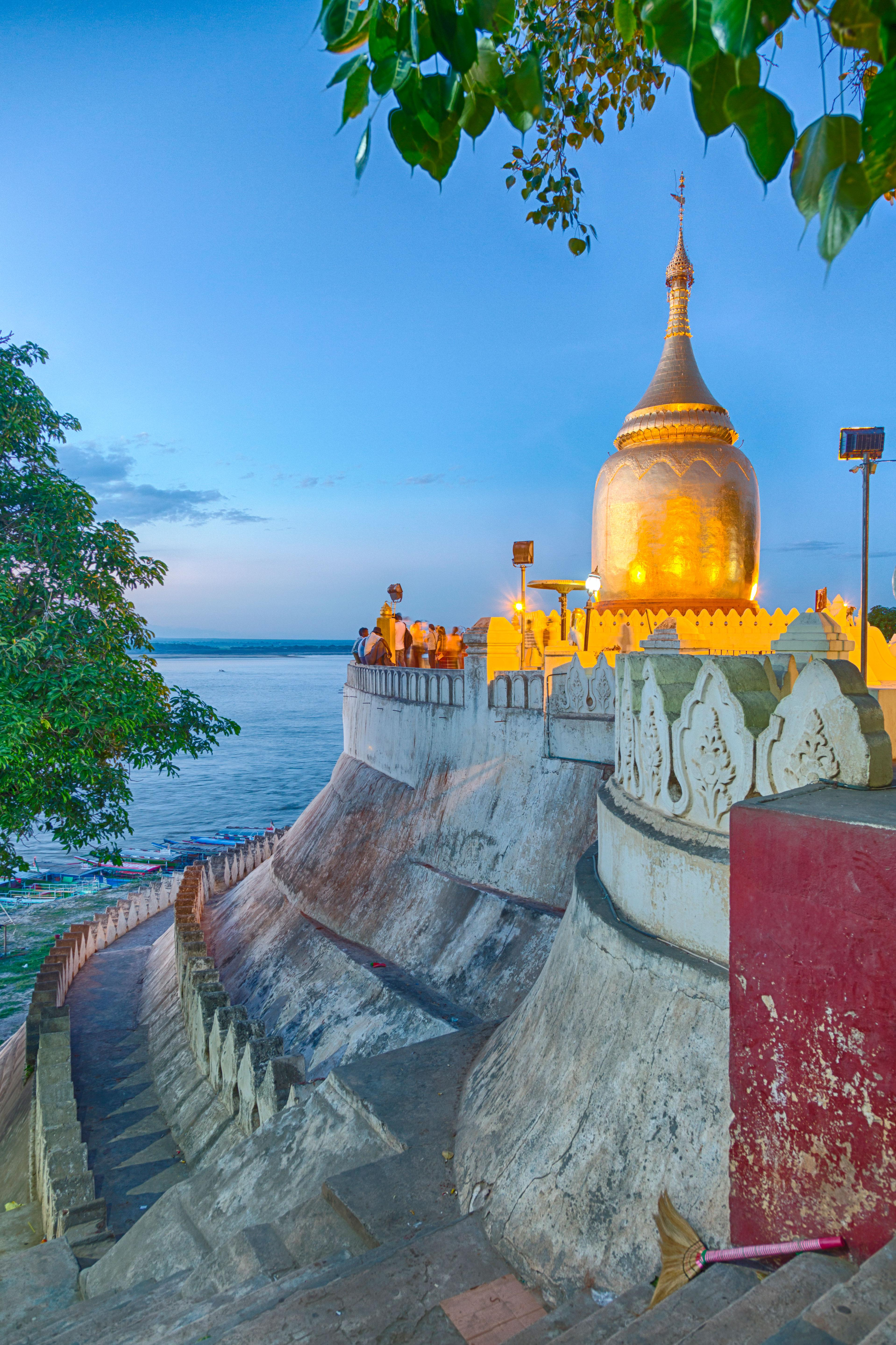 """<p>Like with Cuba, visitors are clamoring for access to Myanmar (Burma) to witness this incredible destination before it is altered by modernity. Ships like the fabulous <a href=""""http://www.belmond.com/orcaella-myanmar/"""" rel=""""nofollow noopener"""" target=""""_blank"""" data-ylk=""""slk:Belmond Orcaella"""" class=""""link rapid-noclick-resp""""><strong>Belmond Orcaella</strong></a> or the <a href=""""http://www.belmond.com/road-to-mandalay-myanmar/"""" rel=""""nofollow noopener"""" target=""""_blank"""" data-ylk=""""slk:Road to Mandalay"""" class=""""link rapid-noclick-resp""""><strong>Road to Mandalay</strong></a> can still whisk you to magical places like Bagan and to unmarked villages along the Irrawaddy River where souvenir shops don't exist. Guests stop in rural, remote areas peppered with exotic golden pagodas and warm, wonderful people who rarely see western tourists.</p>"""