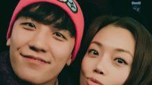 Joey Yung enjoys working with BIG BANG's Seungri