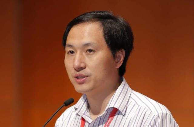China detains scientist who claims to have made gene-edited babies